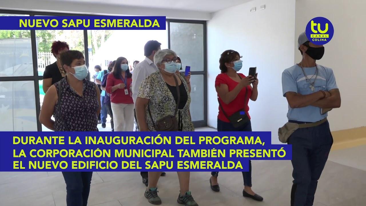 Tu Canal – Ya Inauguraron Programa De Atención Domiciliaria Integral Para Adultos Mayores En Colina