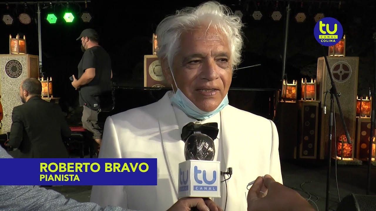 Tu Canal – Destacado pianista Roberto Bravo brindó espectacular concierto en Colina