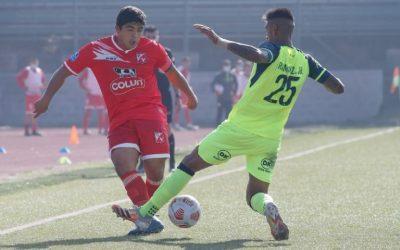 Deportes Colina sorprendió a Valdivia y sumó su primer triunfo en la Segunda División Profesional