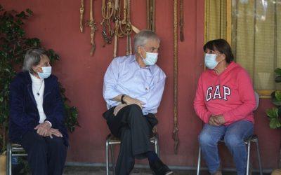 Presidente Piñera promulga ley de IFE universal que llegará a más de 15 millones de personas