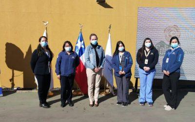 Municipalidad de Colina benefició a 510 trabajadores de la salud con bono de reconocimiento.